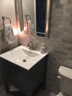 Hamptons Carrara Marble 2x4 tile