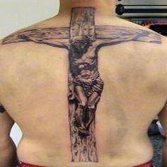Jesus tattoo designs are of course a favorite with a large part of the Christian population who are religious minded. They love inking this tattoo on their body as a show of their deep reverence for Jesus. The various types of this tattoo shows the individual way in which each one perceives the Son of God. The most famous one shows Jesus on the cross. ANY amp; EVERYTHING | tattoos picture jesus tattoo designs