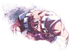 THEY ENCOURAGE PEOPLE TO HAVE FUN!  Krang by Michael Anderson, via Behance