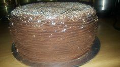 choc moist ganache cake