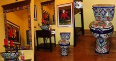 TERRA ARTESANA ~ HOME TO MEXICAN DECOR, MEXICAN ARTS, MEXICAN TILES, COPPER SINKS & MUCH MORE! Terra Artesana brings you the creative beauty of Mexico directly from the artisan's hands to your home.