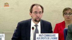 ژنو - سی و ششمین اجلاس شورای حقوق بشر ملل متحد افتتاح شد