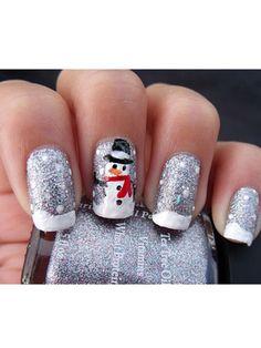 Nail Art Inspiration For a Festive Holiday Season