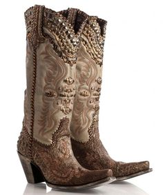 Glitter Gulch Boot by Double D Ranch