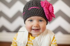 baby hat crochet baby hat kids hat crochet by VioletandSassafras, $18.00