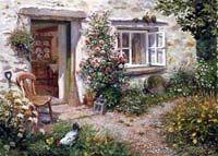 Roses Around the Door by Stephen Darbishire