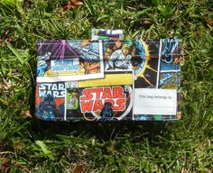 Go Snack Star Wars Comic by ohsewsandy on Etsy, $5.50