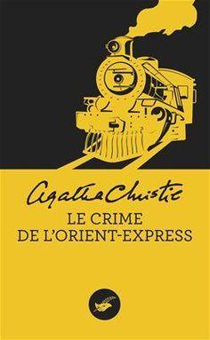 """#CybookLecture de Charly L : Le crime de l'orient-express d'Agatha Christie"""" Un classique !"""