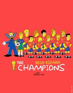 Simpsons la Roja