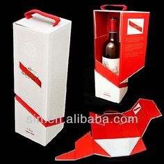 Wine Bottle Paper Box Pattern , Find Complete Details about Wine Bottle Paper Box Pattern,Wine Bottle Paper Box Pattern,Wine Boxes,Wine Leather Box from Packaging Boxes Supplier or Manufacturer-Shanghai Nisin Color Printing Co., Ltd.