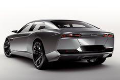 Lamborghini Estoque, 4 door concept.
