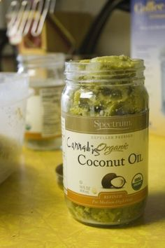 Recipe: Cannabis Infused Coconut Oil (stove top) Nice! Real medicine , thats what we are all about as well #leafedin.org