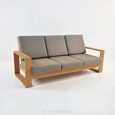 Havana Teak Outdoor Sofa-0