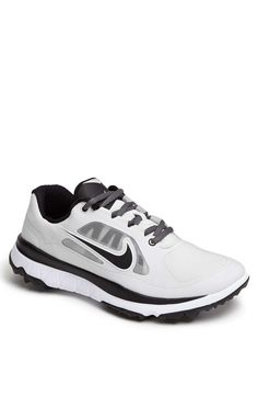 Nike 'FI Impact' Golf Shoe | mens golf shoes | athletic | sports | menswear | mens style | mens fashion | wantering http://www.wantering.com/mens-clothing-item/nike-fi-impact-golf-shoe/af0Q4/