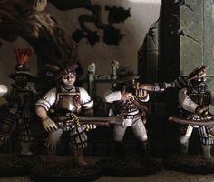 miniaTEXTures: Mordheim gangers