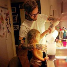 Tattoo parents