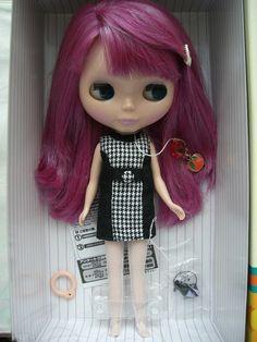 Blythe Doll - Prima Dolly Violet