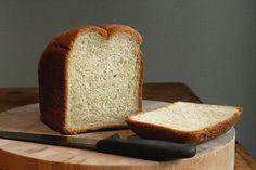 Best Bread Machine Bread Recipe Breads with warm water, white sugar, yeast, vegetable oil, bread flour, salt