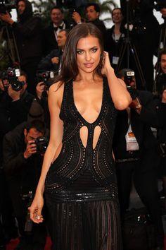 Outstanding Dresses Of Irina Shayk - Fashion Diva Design