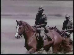 Guerra do Ultramar A Cavalo - Dragões de Angola 1968/72 - YouTube