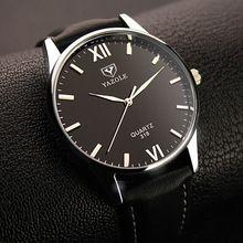 Relógio De Pulso Dos Homens 2016 Top YAZOLE Marca de Luxo Famoso Relógio De Pulso De Quartzo-relógio Relogio masculino Relógio Masculino Relógio de Quartzo Hodinky(China (Mainland))