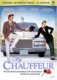Directed by David Beaird.  With Deborah Foreman, Sam J. Jones, Sean McClory, Howard Hesseman. A free-spirited young woman (Deborah Foreman) upsets the status quo at a stuffy Brentwood limousine service.