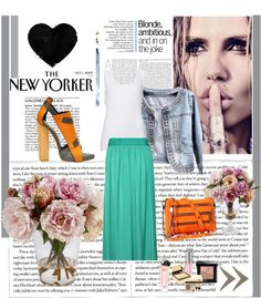 Rocky Vintage ?, created by karenrstyling on Polyvore