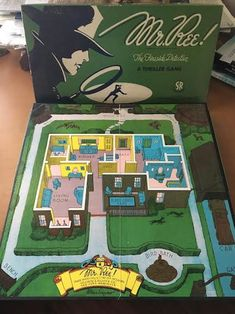 Mystery Board Games, Old Board Games, Vintage Board Games, Game Boards, Dinner Party Games, Fun Card Games, Virtual Games, Board Game Design, Adventure Games