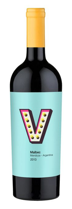 V Wines Malbec from Argentina