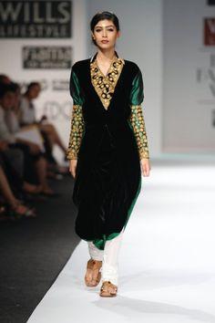 Masaba @ Wills India Fashion Week 2011