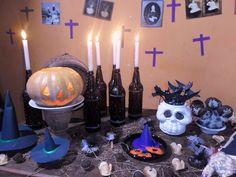 Decoração Halloween by De Coração Festas Afetivas