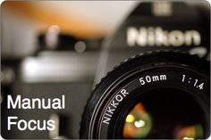 5 Situations When Manual Focus is Better than Auto Focus    Read more: http://digital-photography-school.com/5-situations-when-manual-focus-is-better-than-auto-focus#ixzz1sfy39PJ9