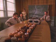 Twin Peaks - Damn Fine Doughnuts