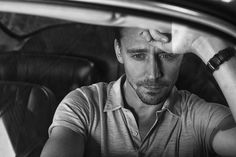 Tom Hiddleston.  Photographed by Kurt Iswarienko. Via Torrilla.