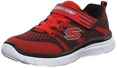 great Skechers Kids Flex Advantage-Master Mind Athletic Sneaker (Little Kid/Big Kid)