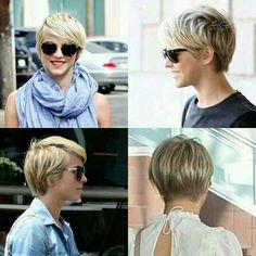 Julianne Hough pixie haircut-short hair-blond-cute-hairstyle-all sides