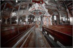 The Church of Peace, Swidnica, Poland