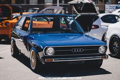 Audi 50 - a pity there's only one of these in the US.