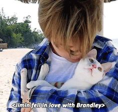 So jealous with that cat