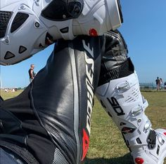 Mx Boots, Motorcycle Suit, Biker Gear, Golf Bags, Tights, Suits, Leather, Jackets, Fashion