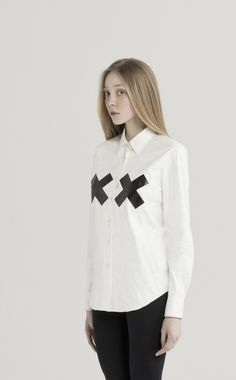 UEG - TYVEK CROSS SHIRT 530 PLN