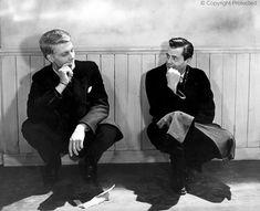 Sixties | Dirk Bogarde and James Fox in The Servant, 1963