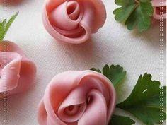 魚肉ソーセージde薔薇の画像