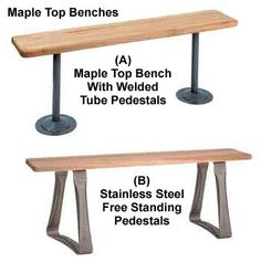 heavy duty locker room benches desk seating - Locker Room Benches