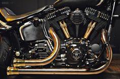 Harley Softail Slim by Rough Crafts