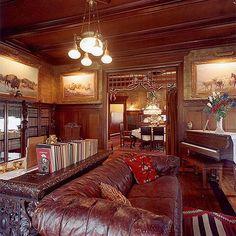 Pawnee bill ranch home