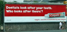 sod their teeth, who the hell looks after proof reading their adverts?