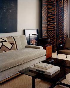 mark cunningham design / apartment of francisco costa, manhattan nyc