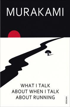 Haruki Murakami Book Covers by Noma Bar