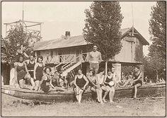 Kupači na Savi